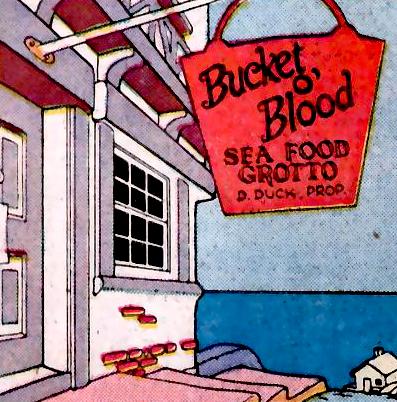 Bucket o'Blood Sea Food Grotto
