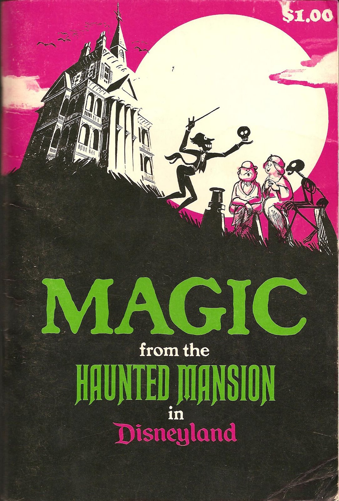 Magic from the Haunted Mansion