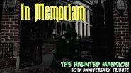 In Memoriam – The Haunted Mansion 50th Anniversary Tribute