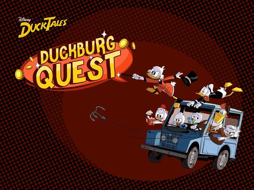 Duckburg Quest