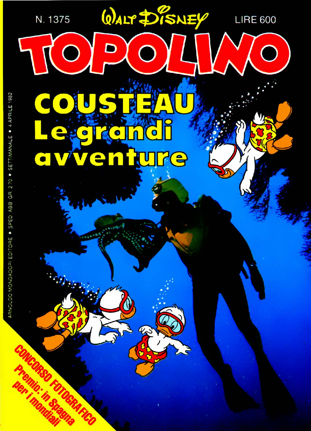 Cousteau - The Great Adventures