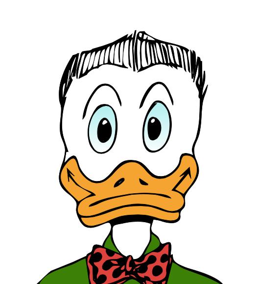 Mr Duck (Huey, Dewey and Louie's father)