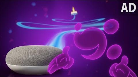 Go On An Adventure With Mickey Mouse & Google Home