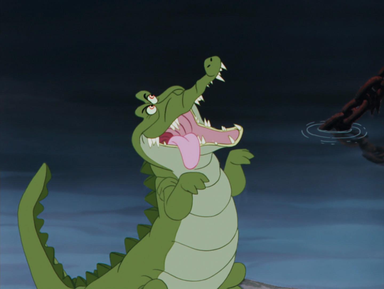 Tick-Tock Crocodile