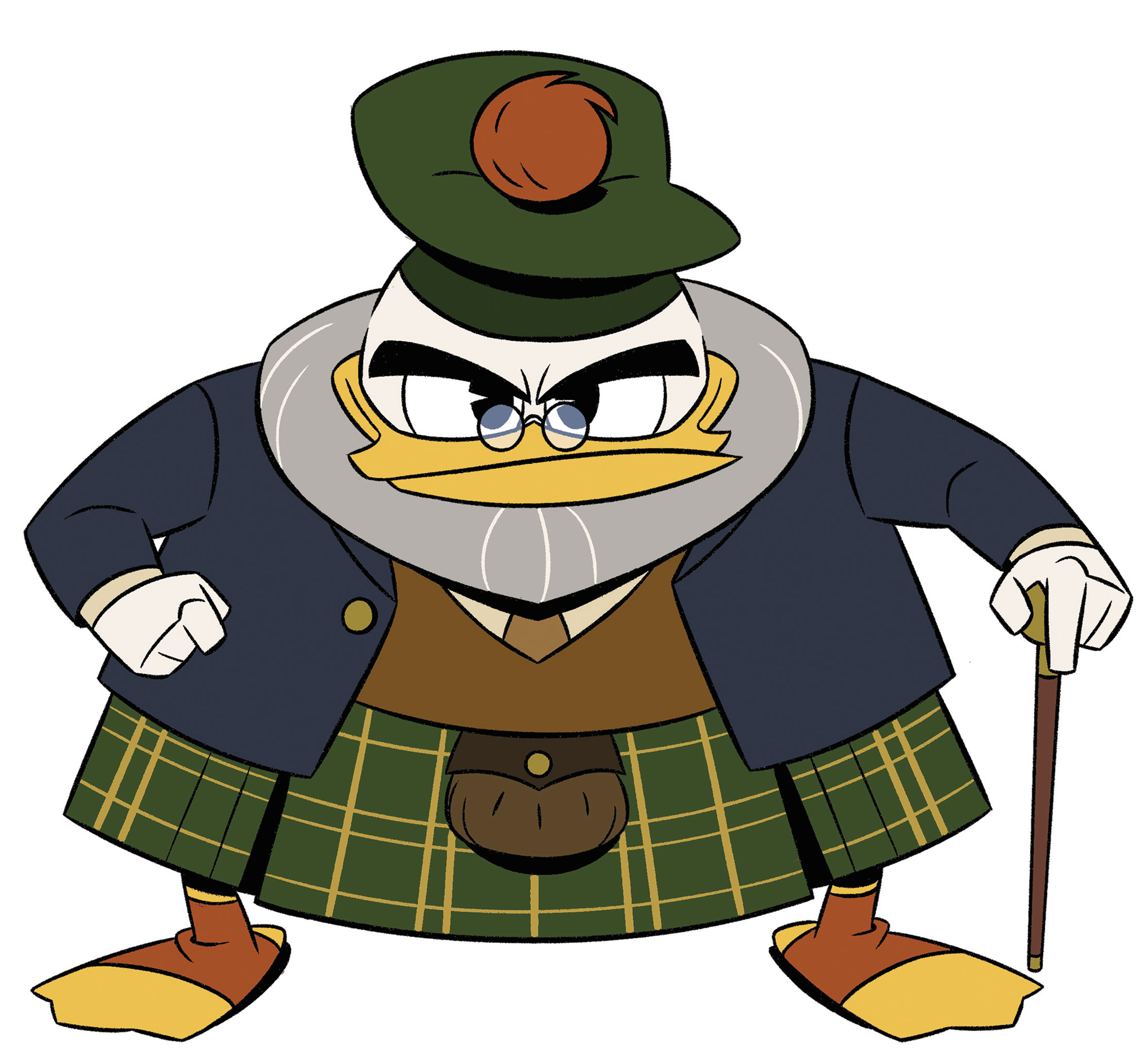 Flintheart Glomgold (2017 Continuum)