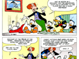 """Uncle Scrooge Vs. """"the Bigger Operator"""""""