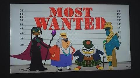 DuckTales Most Wanted
