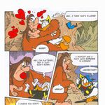Female Bigfoot falling in love with Donald Duck.jpeg