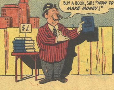 Book Conman
