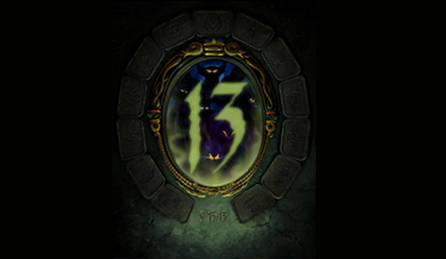 Thirteen Reflections of Evil (event)