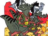 Reptile-Man