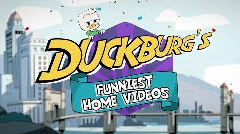 Duckburg's Funniest Home Videos