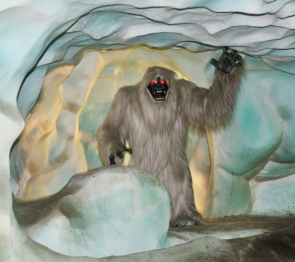 Harold the Abominable Snowman/Gallery