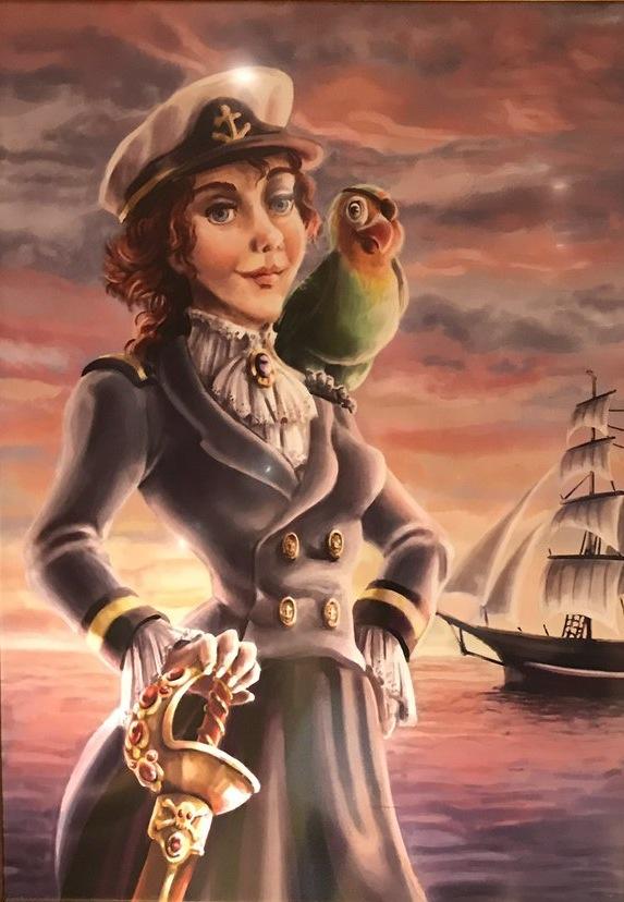 Mary Oceaneer/Gallery