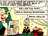 Gamma Monster