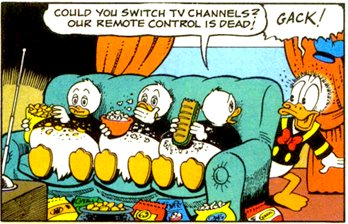 Huey, Dewey and Louie Duck (Donaldless Continuum)