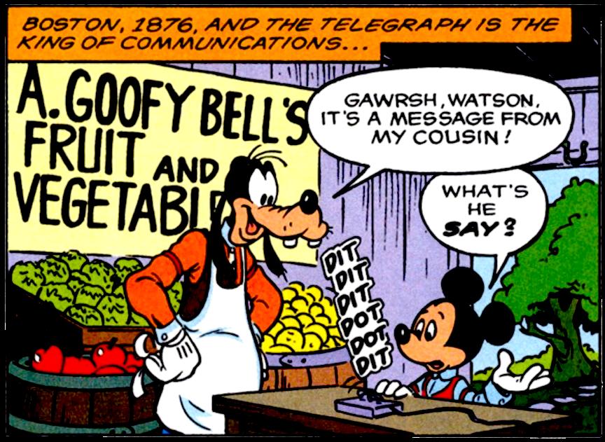 Alexander Graham Bell's Cousin