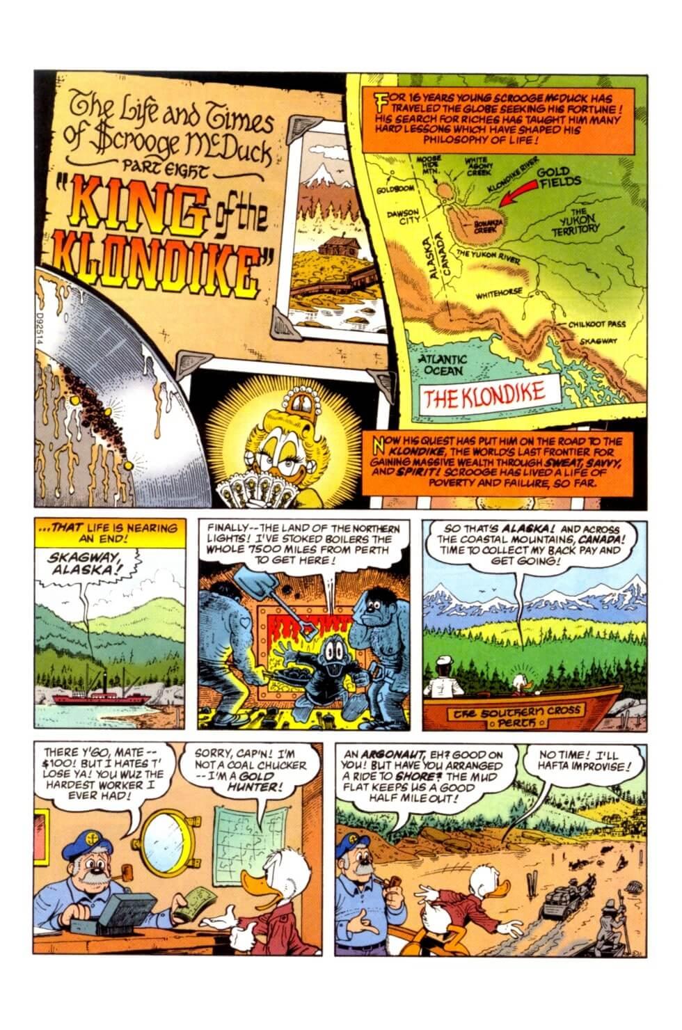 King of the Klondike