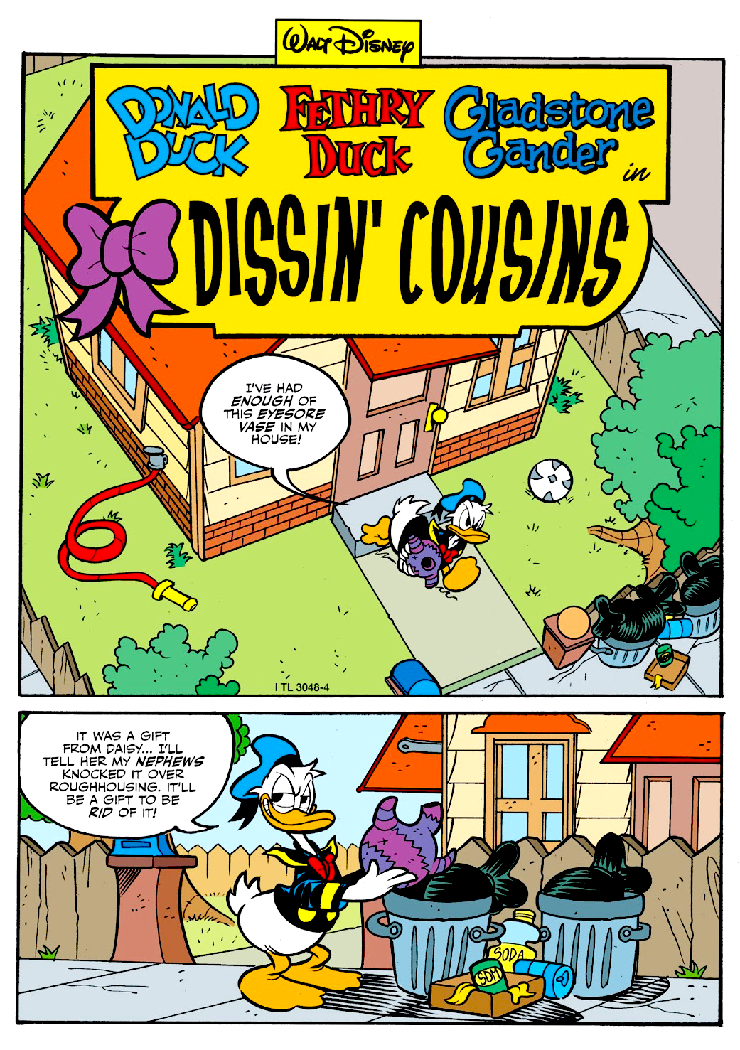 Dissin' Cousins