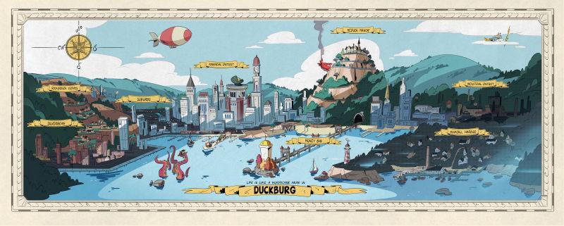 Duckburg (2017 Continuum)