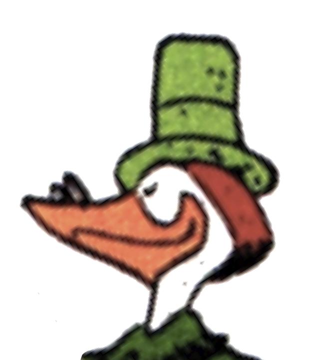 David Duck
