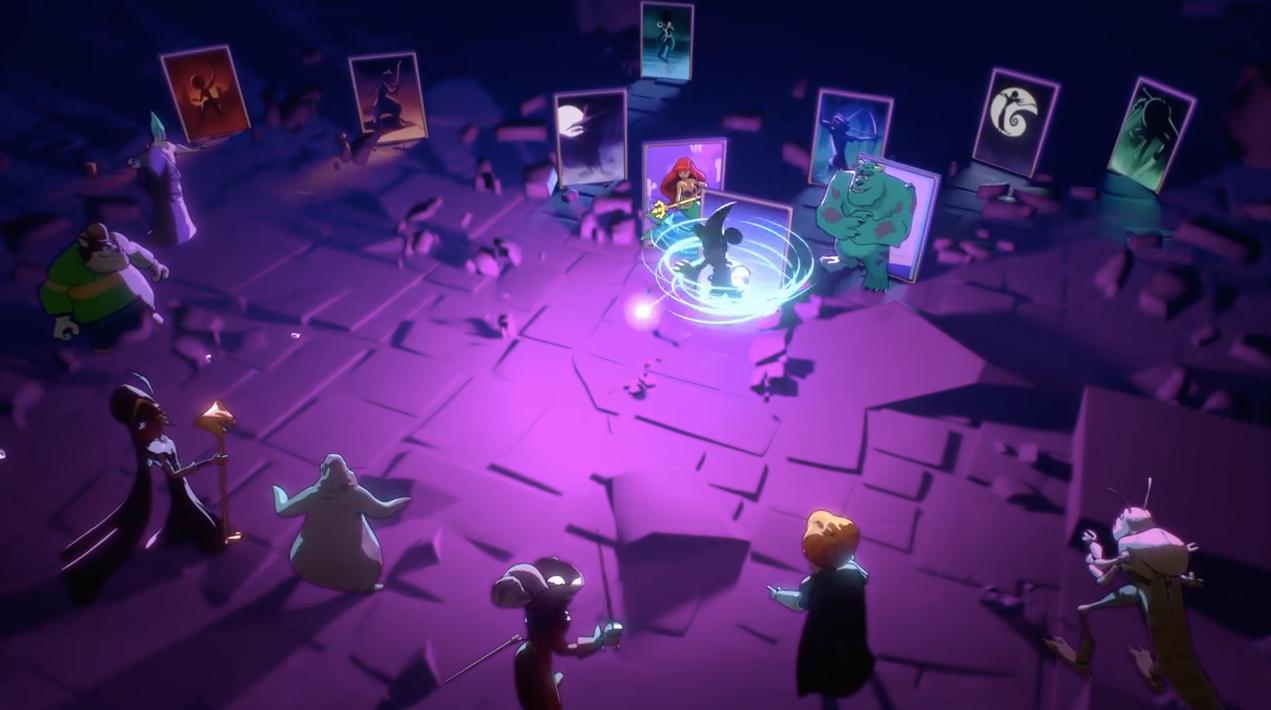 Coming Soon: Disney Sorcerer's Arena