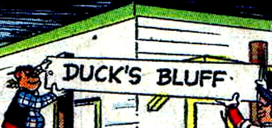 Duck's Bluff