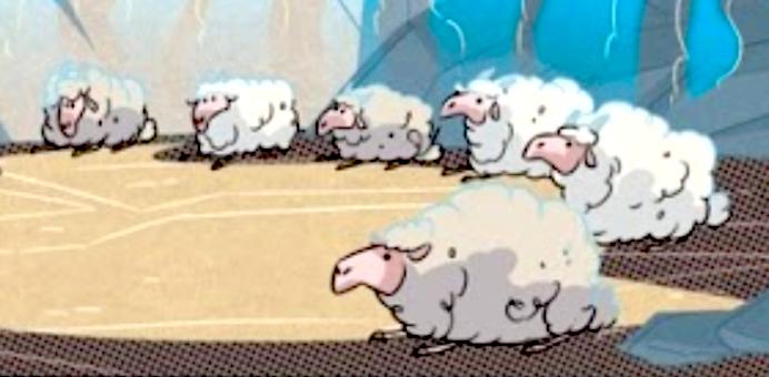 Magic Sheep