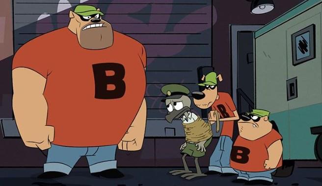 Beagle Boys (2017 Continuum)
