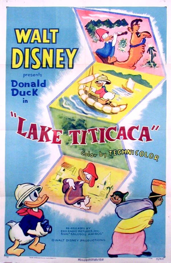 Lake Titicaca (cartoon)