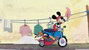Mickey Go Local Animated Shorts Episode 3 Georgetown Chase