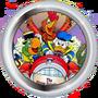 The Three Caballeros' Award