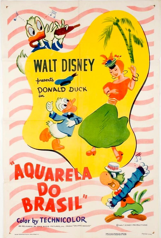 Aquarela do Brasil (cartoon)