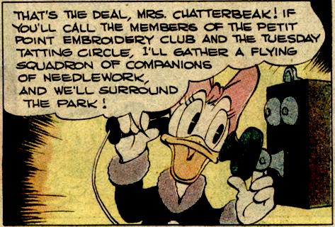 Mrs Chatterbeak