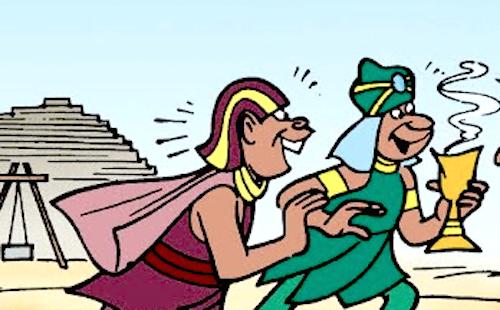Egyptian Apothecaries