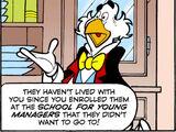 Huey, Dewey and Louie Duck (Sir Donald)