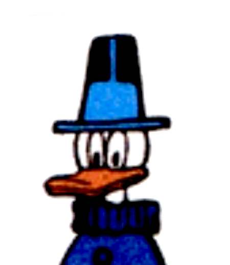 Mr Duck (David Duck's Father)