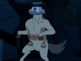 Headless Man-Horse