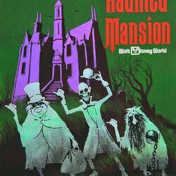 The Haunted Mansion (Walt Disney World attraction)