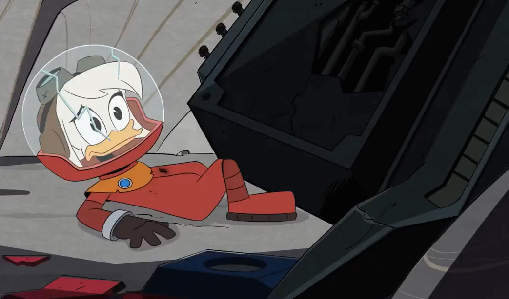 What Ever Happened to Della Duck?