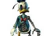 Animatronic Donald Duck