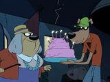 The Beagle Birthday Massacre