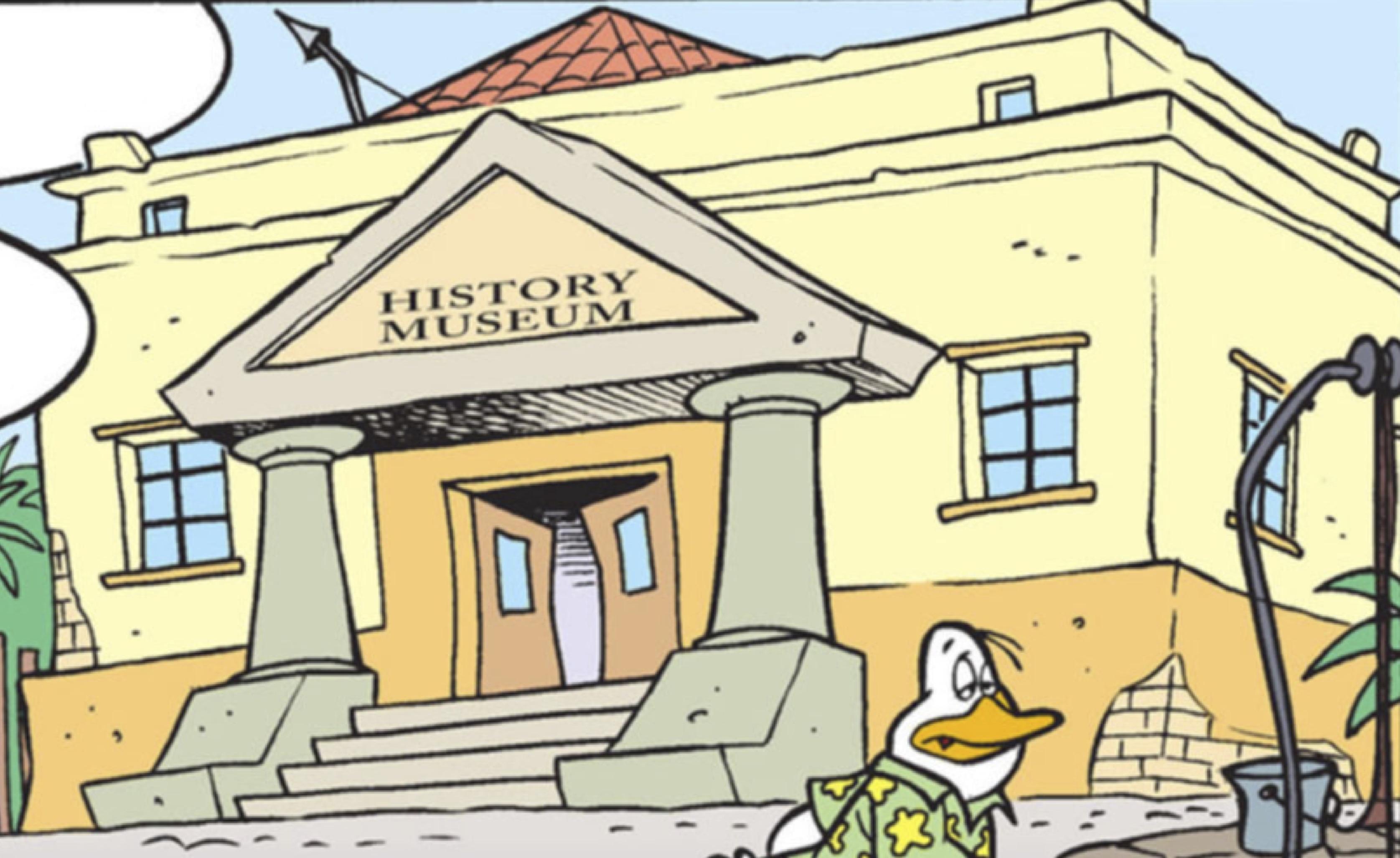 Drakehete History Museum
