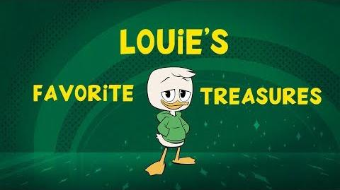Louie's Favorite Treasures