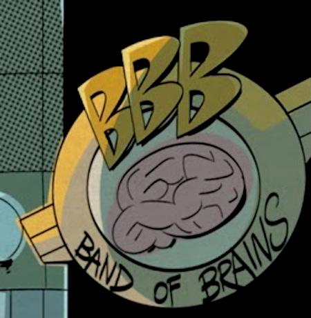 Bombastic Band of Brains