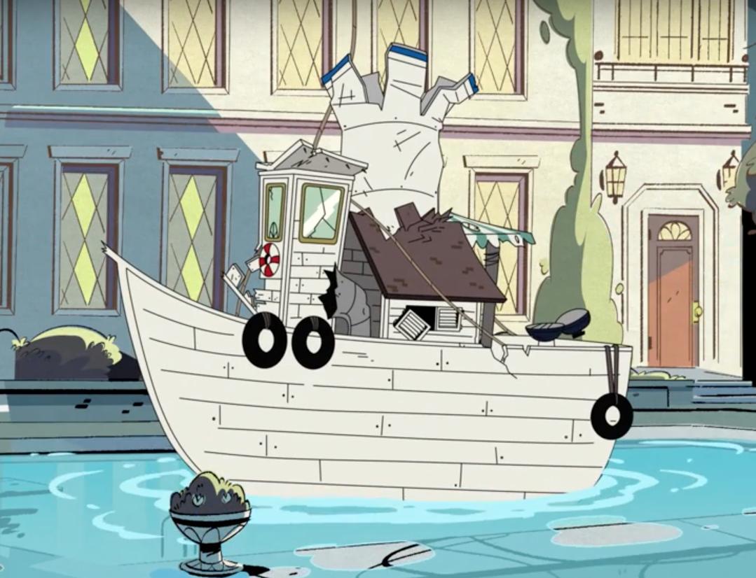 Donald's Boat (2017 Continuum)