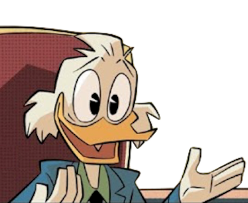 Huge McDuck