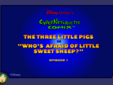 Who's Afraid of Little Sweet Sheep?