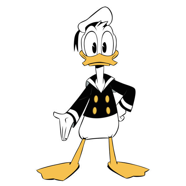 Donald Duck (2017 Continuum)