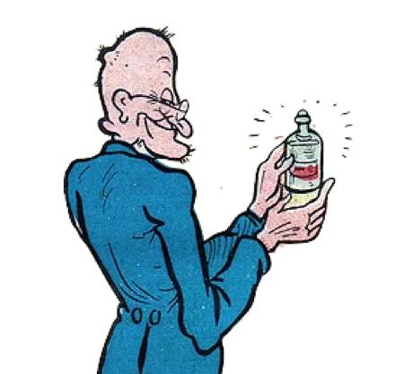 Professor Poussepoil